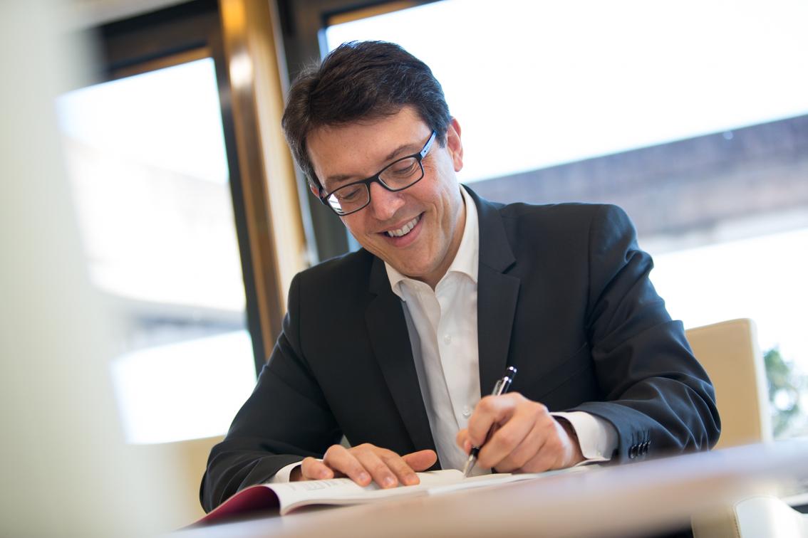 Portrait Christophe Clergeau