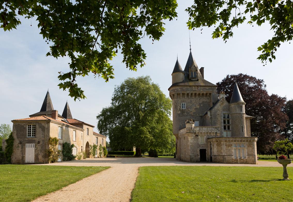 Château des Roches Baritaud
